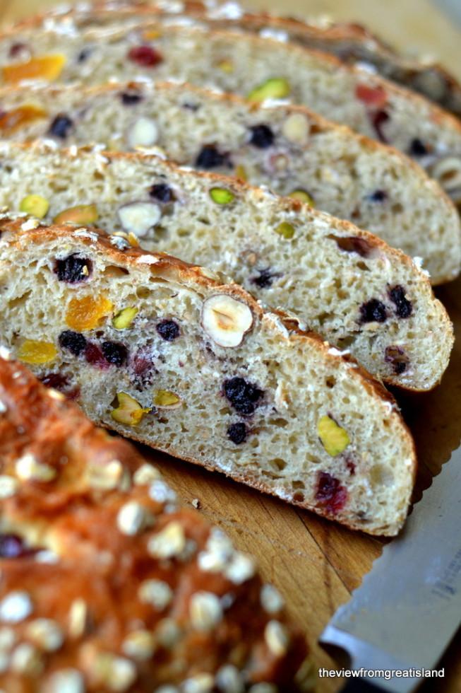 Muesli Toasting Bread 7