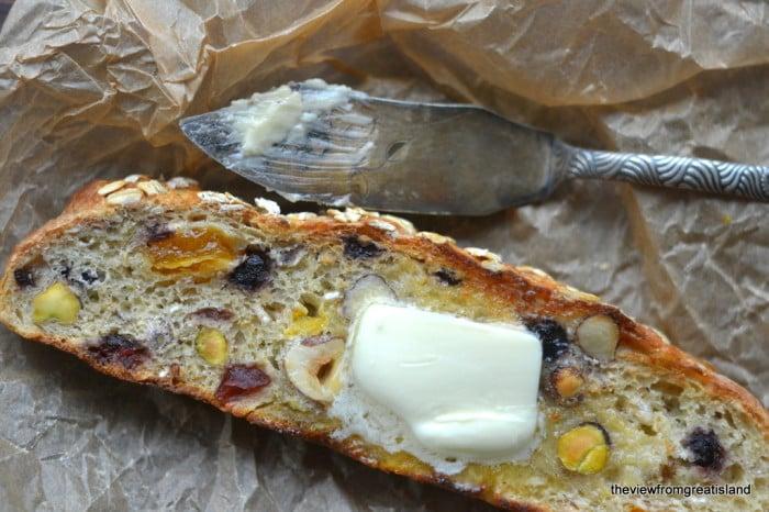 Muesli Toasting Bread 10