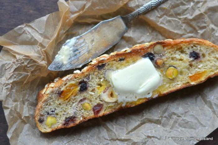 Muesli Toasting Bread 9
