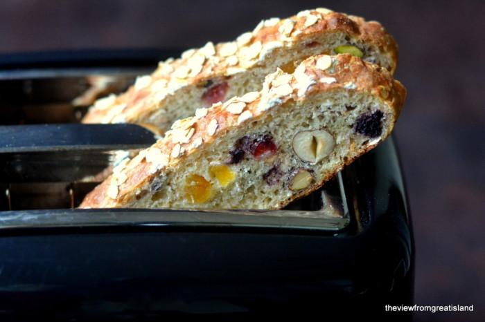 Muesli Toasting Bread 5