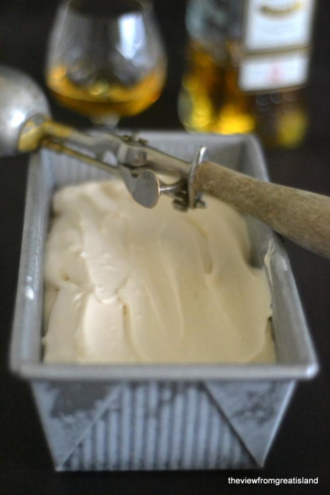 Irish Whiskey Ice Cream 2
