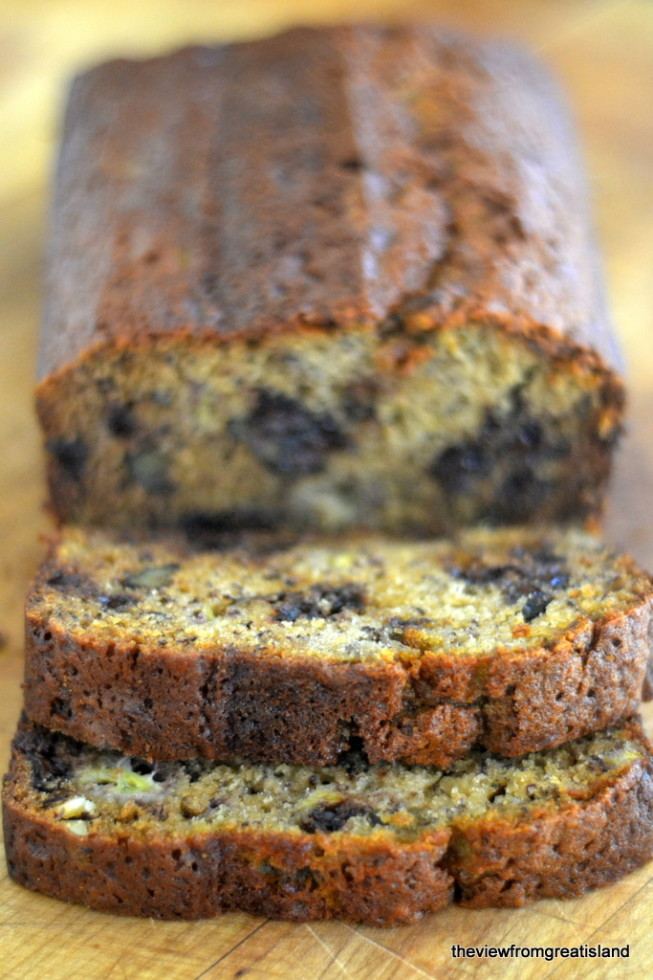 Chocolate Chip Banana Bread 3
