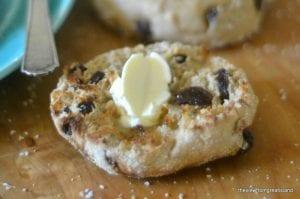 Cinnamon Raisin English Muffins 7