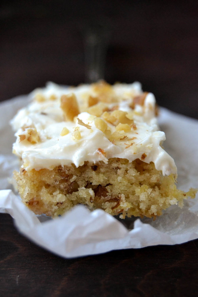 One Bowl Hummingbird Cake Bars 2