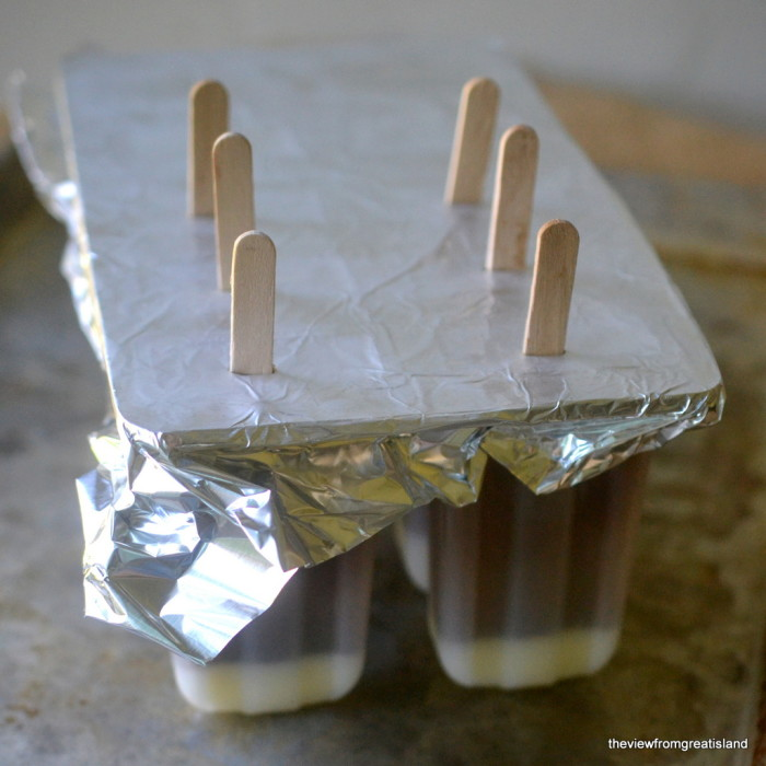 iced coffee popsicles 5