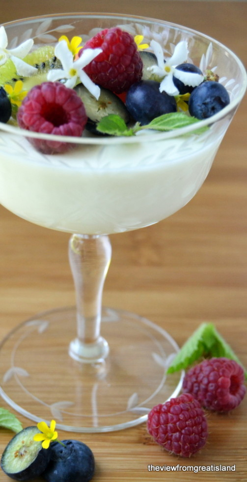 Lemon Panna Cotta | The View from Great Island 7