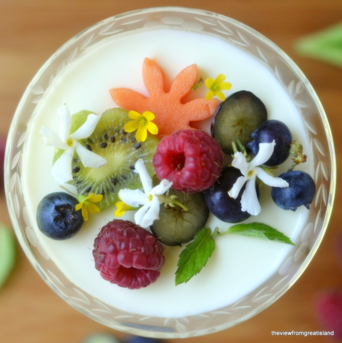 Lemon Panna Cotta | The View from Great Island 11