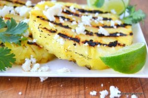 Grilled Pineapple Salad 4