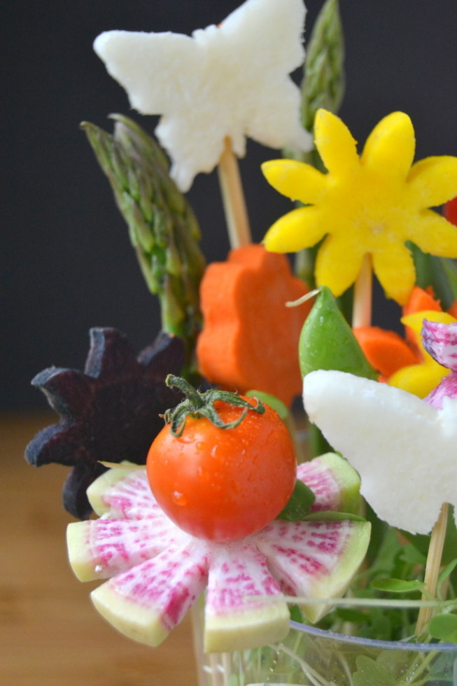 How To Make Edible Bouquets The View From Great Island