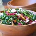 Minimal Monday: Kale Slaw