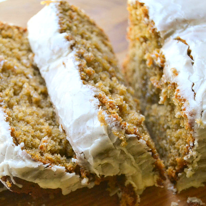 Spiced Apple Bread 6