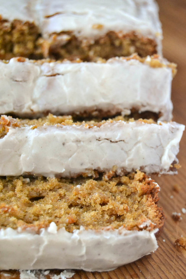 Apple Spice Cake with Nutmeg Glaze 3