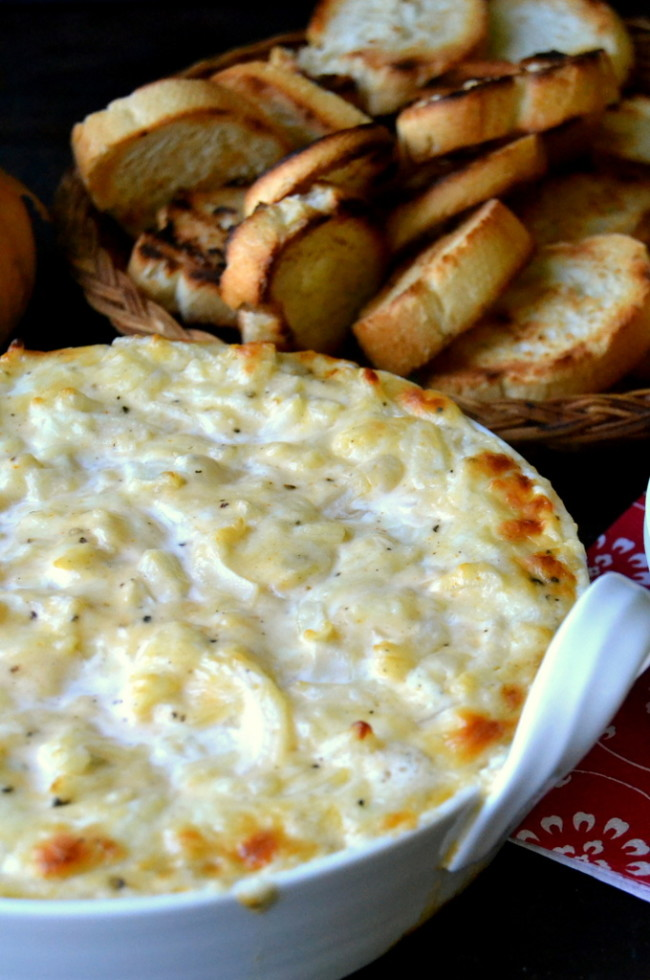 Sweet Vidalia Onion Dip