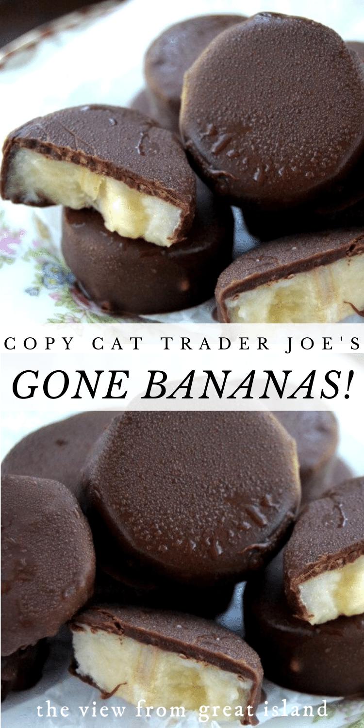 Copy Cat Trader Joe's Bone Bananas pin