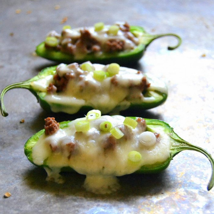 cheeseburger jalapeno poppers