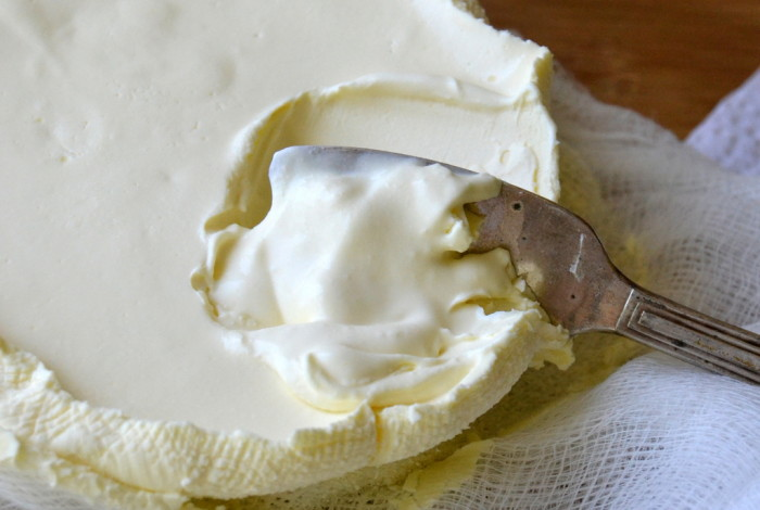 DIY Mascarpone Cheese