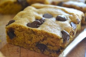 One Bowl Chocolate Chip Pumpkin Bread