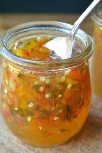 Super Easy Hot Pepper Jelly