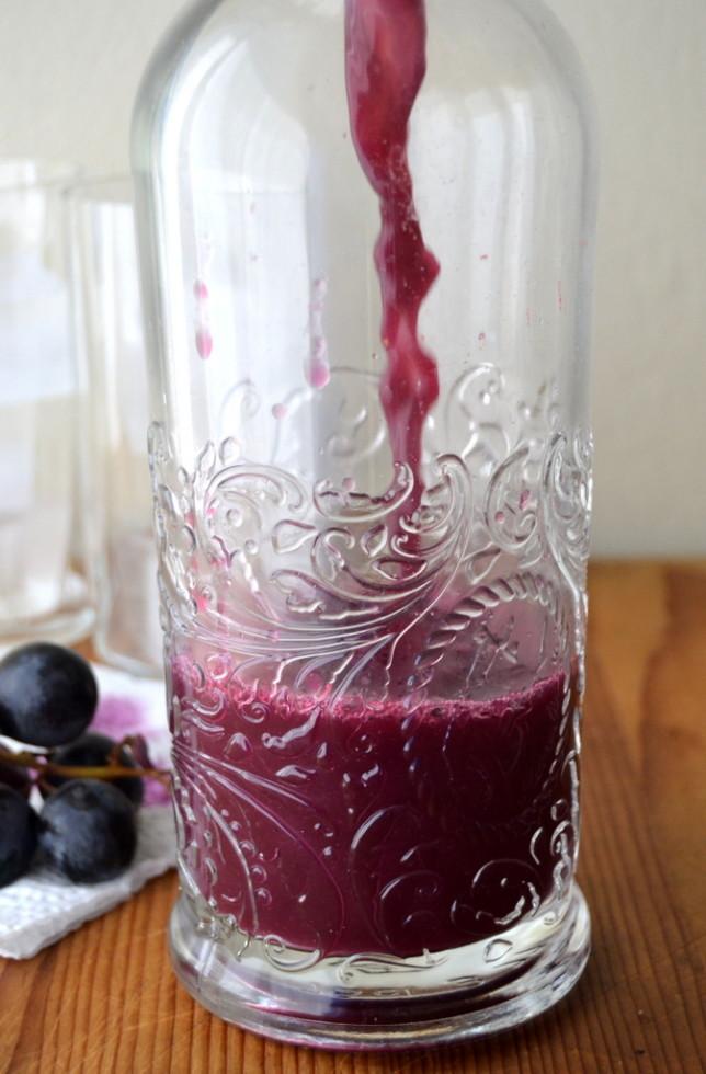 Black Grape Syrup, sugar free