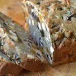 Chunky Fruit and Nut Quick Bread