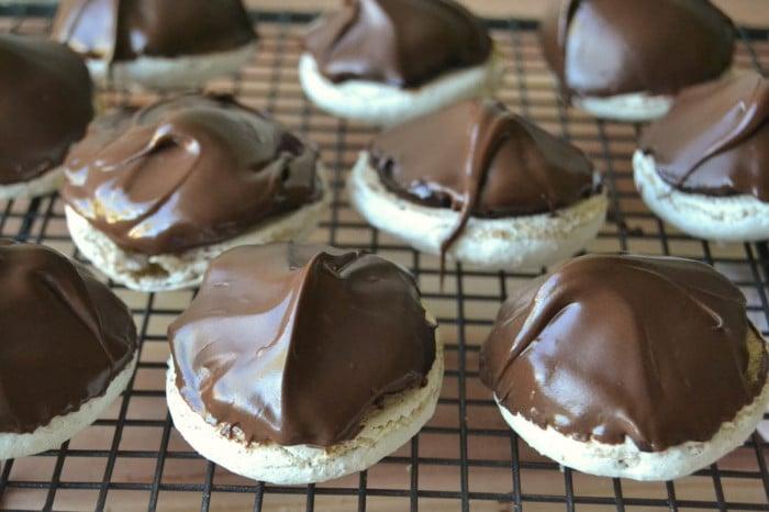 Sarah Bernhardt Cookie recipe