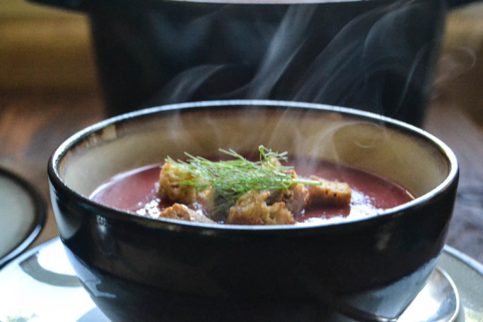 Roasted Root Vegetable Soup recipe 8