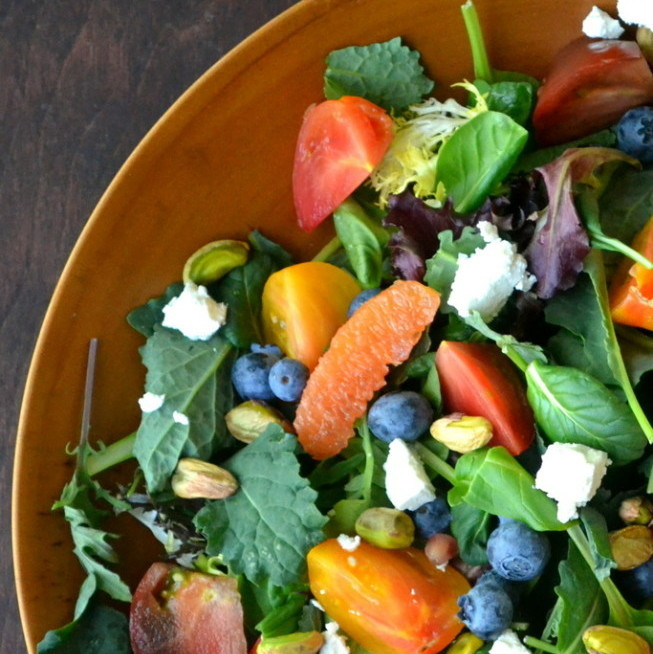12 Winter Salads for the Holiday Table