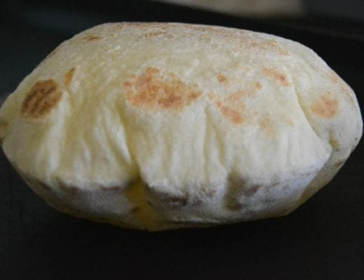 Easy pita bread recipe