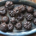 Meyer Lemon Filled Chocolates