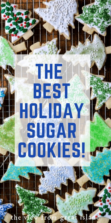 holiday sugar cookie pin