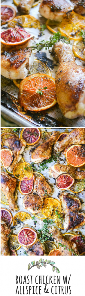 An indescribably wonderful dish - you'll never go back to plain roast chicken again!
