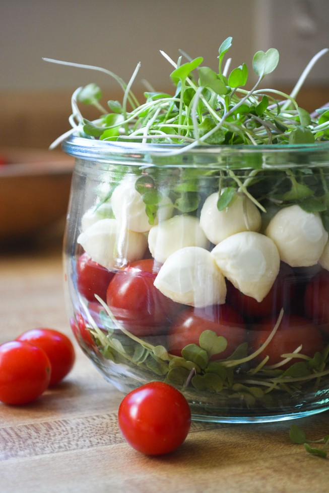 Caprese Salad to go!