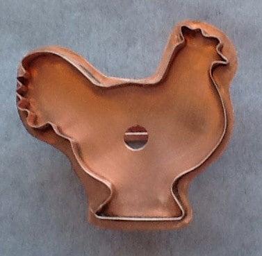 chicken cookie cutter