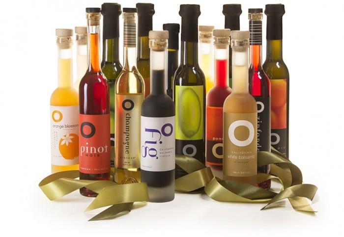 O Olive Oils and Vinegars
