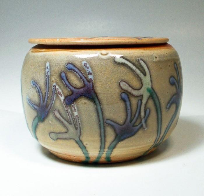American Artisan Sarah Dargan's French Butter Jar