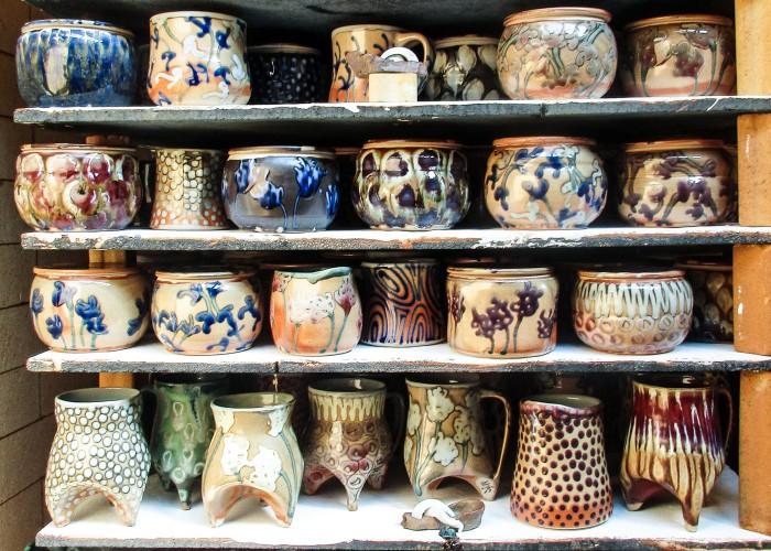 American Artisans, Black Forest Pottery studio