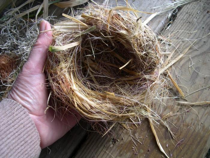 American Artisans handmade nest