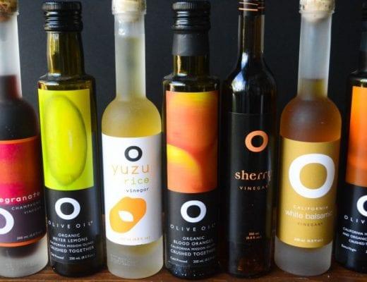 O Olive Oil & Vinegars