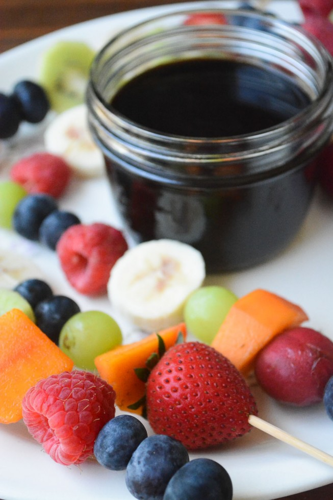 How To Make A Fast And Healthy Fruit Fondue Healthy