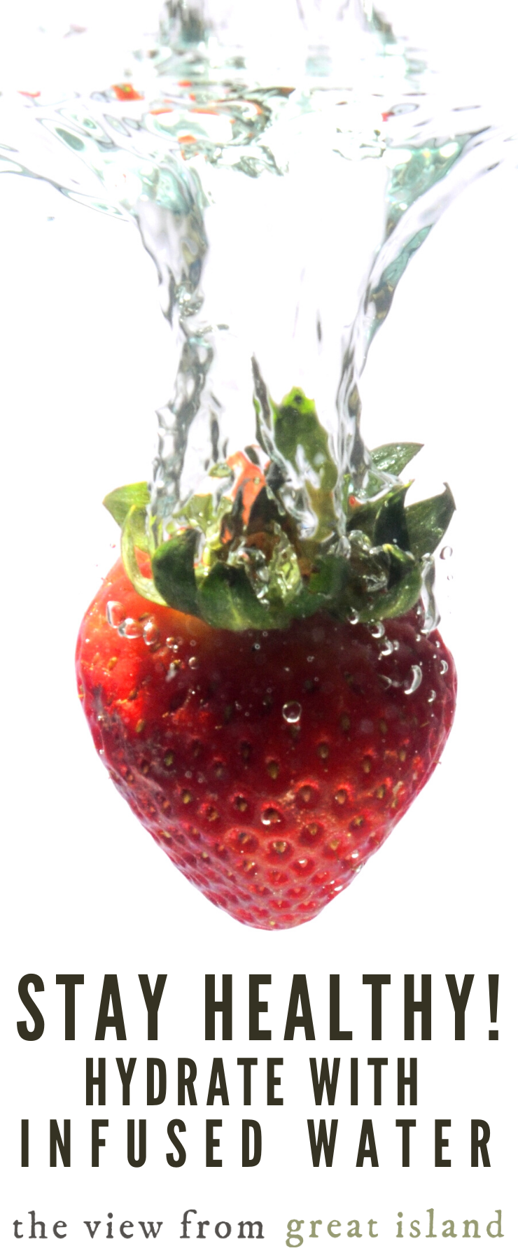 Fruit Infused Water pin