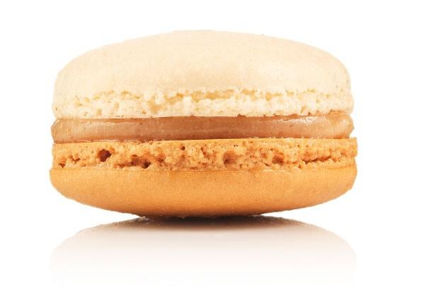 Dana's Bakery fluffernutter macaron