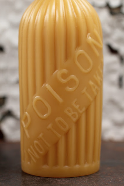 American Artisans: PollenArts beeswax candle