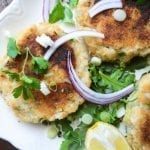 Irish Fish Cakes with 30 Second Tartar Sauce