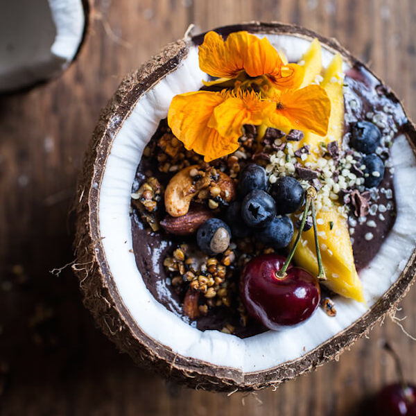 Acai Bowl from Half Baked Harvest