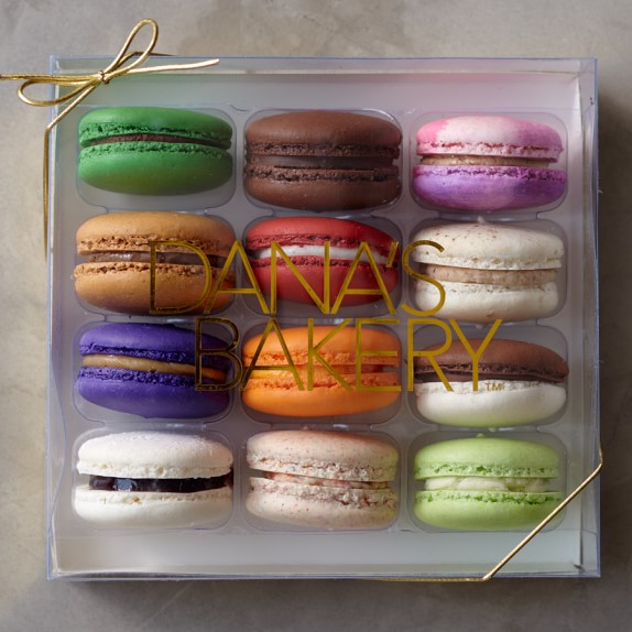 Dana's Bakery Assorted Macarons