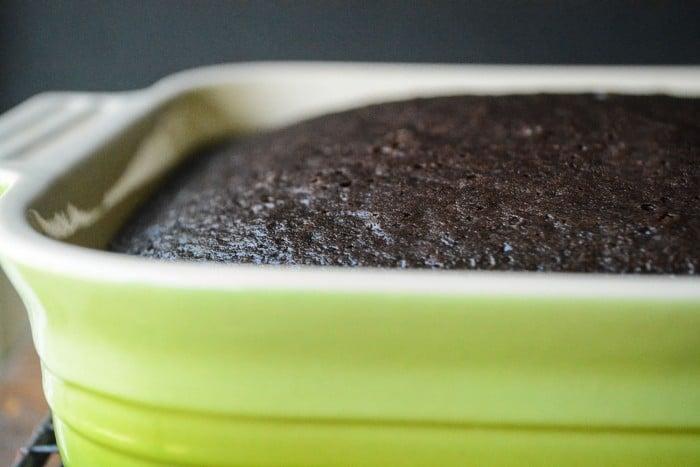 perfect Vegan Chocolate Cake 4