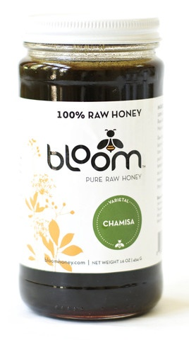 Bloom Raw Honey