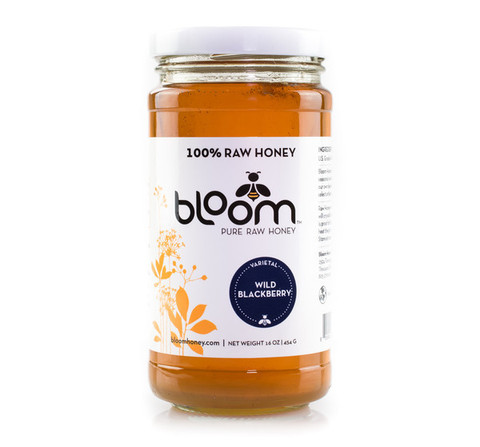 Bloom Wild Blackberry Honey
