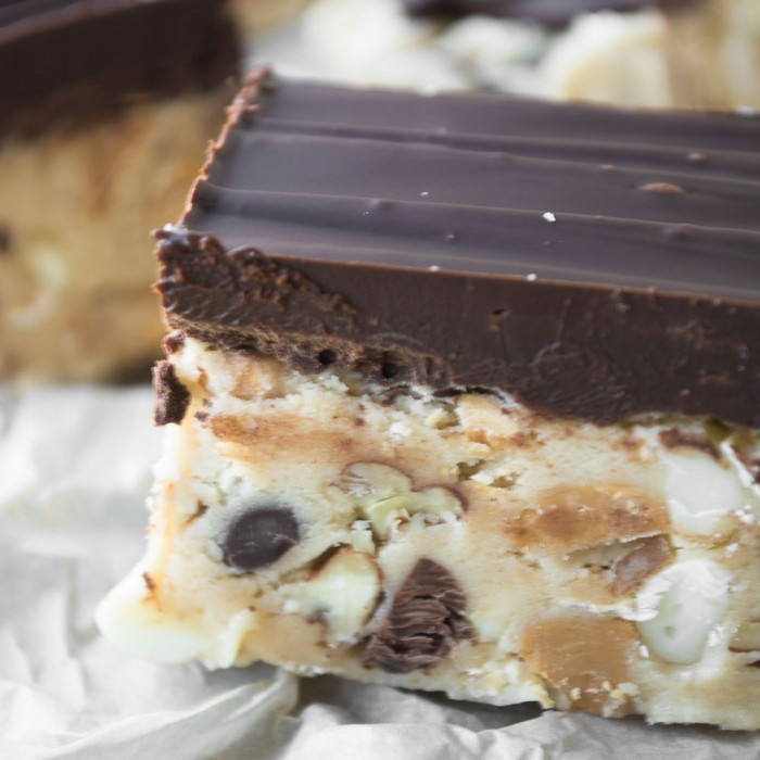 I Want to Marry You Cookie Dough Bars