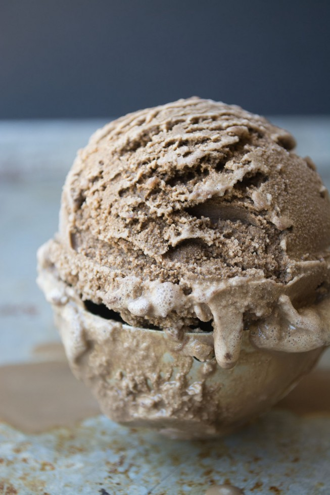Black Coffee Ice Cream